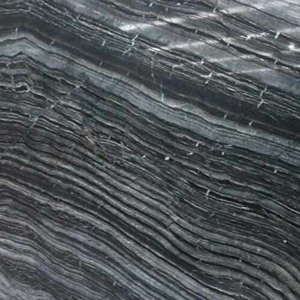 Wooden Black line marble